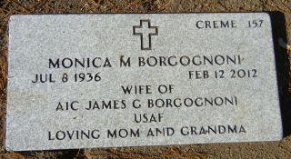 Monica Marie <i>Jordan</i> Borgognoni