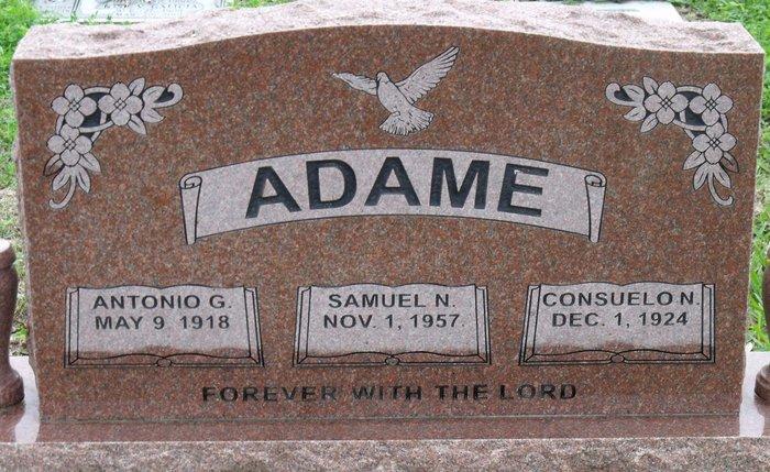 Antonio G Adame