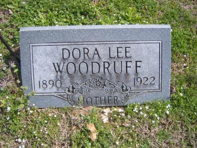 Dora Lee <i>Underwood</i> Woodruff