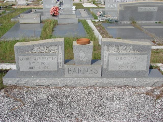 James Dennis Barnes