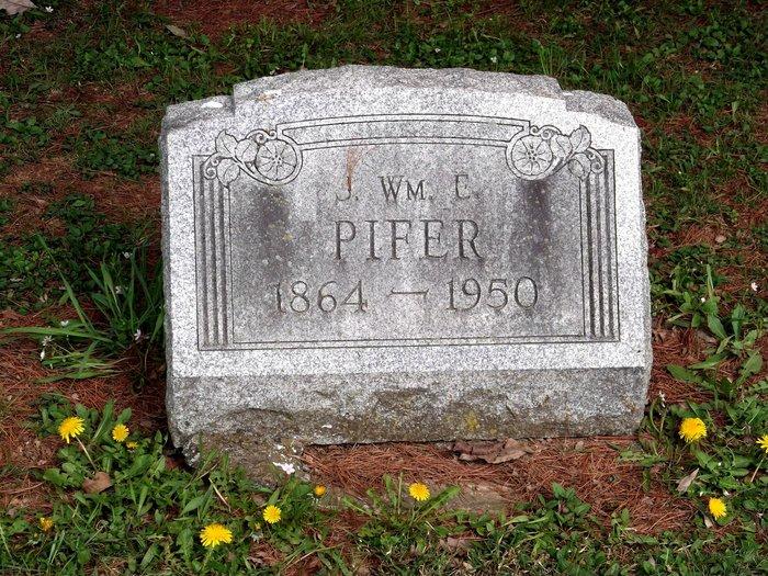 Jesse William E Pifer