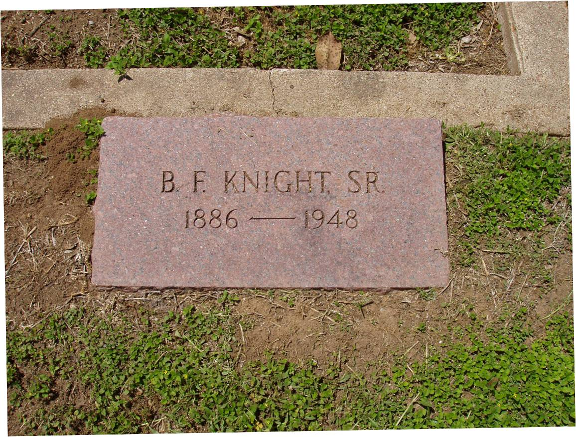 Benjamin Franklin Knight