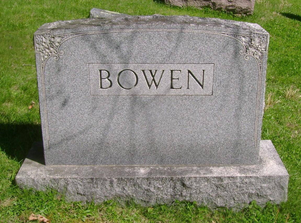 Luetta <i>Morris</i> Bowen