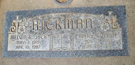 Mary Evelyn <i>Mudd</i> Hickman