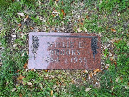 Willie Emma <i>Pool</i> Brooks