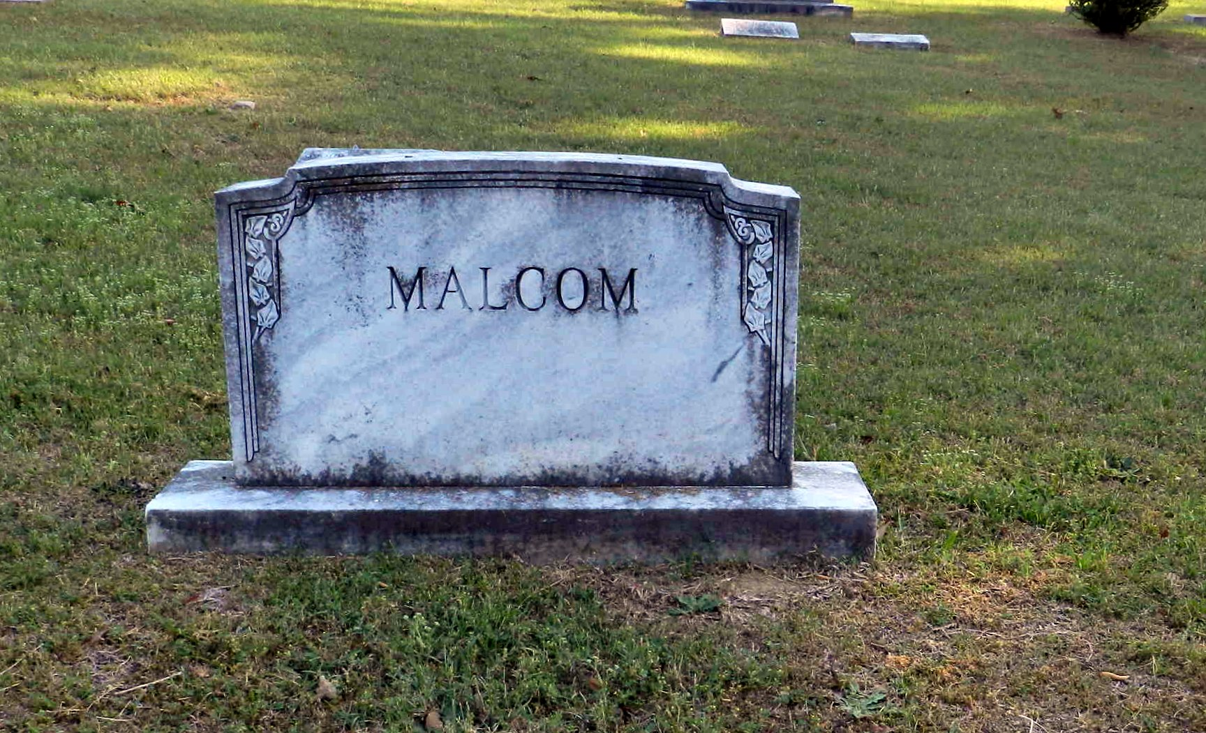 Walter Jackson Malcom