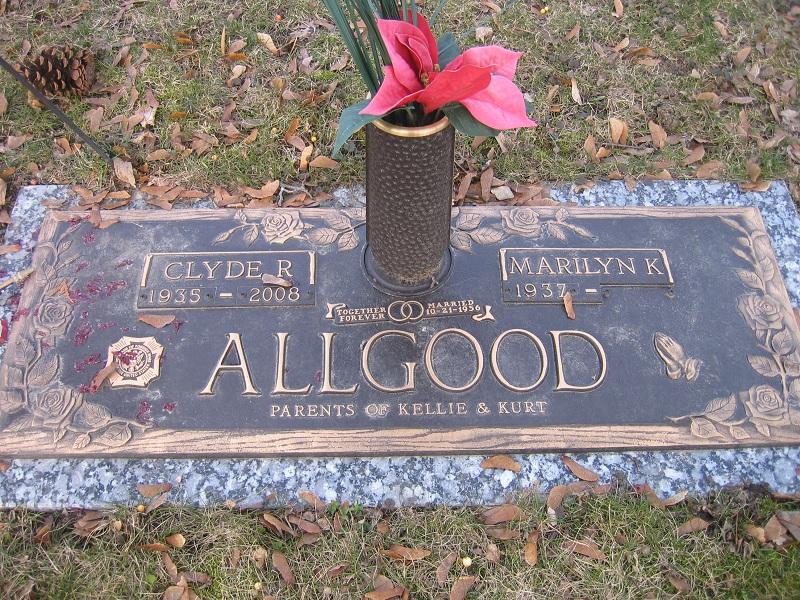 Clyde R Allgood