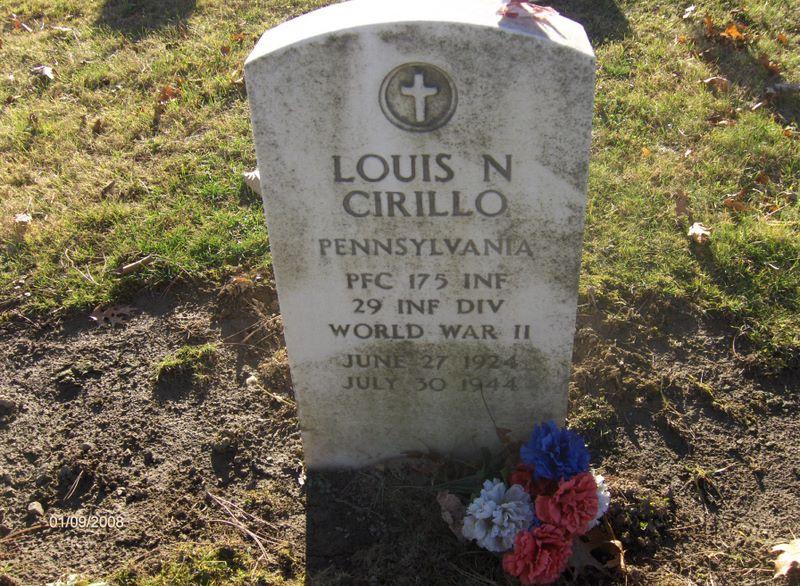 Corp Louis N Cirillo