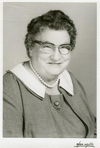 Ella Mae <i>McCain</i> Ganley