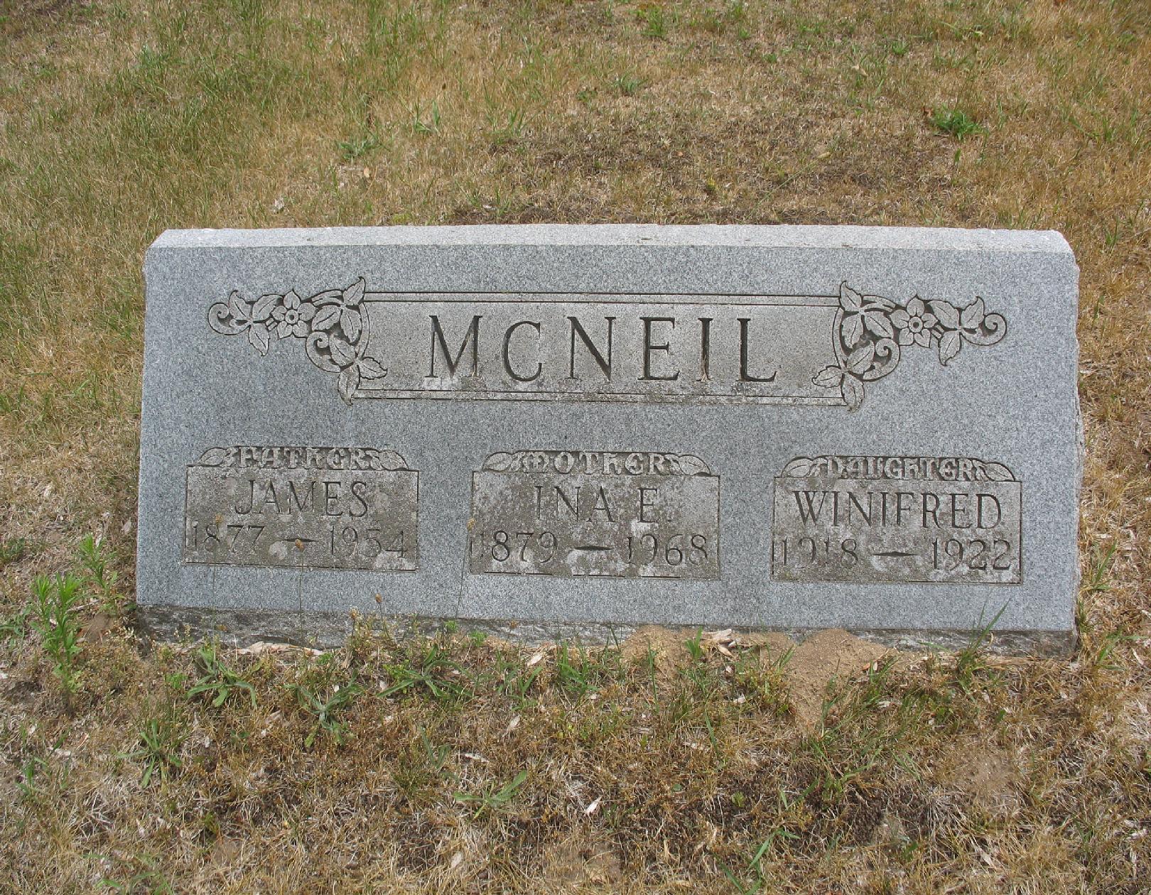 Winifred McNeil