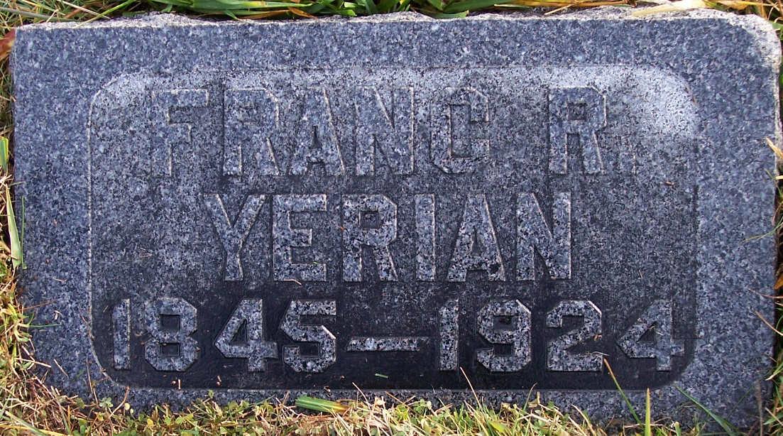 Francis Reuben Yearian