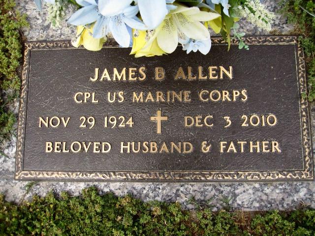 James B Allen