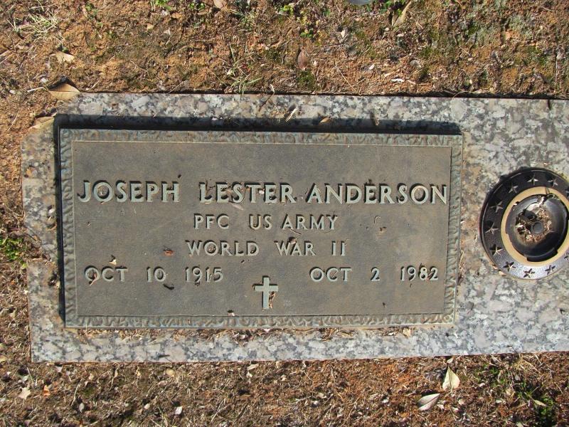 Joseph Lester Anderson