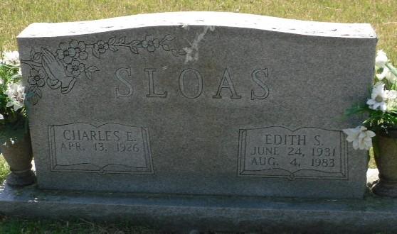 Edith <i>Sallie</i> Sloas