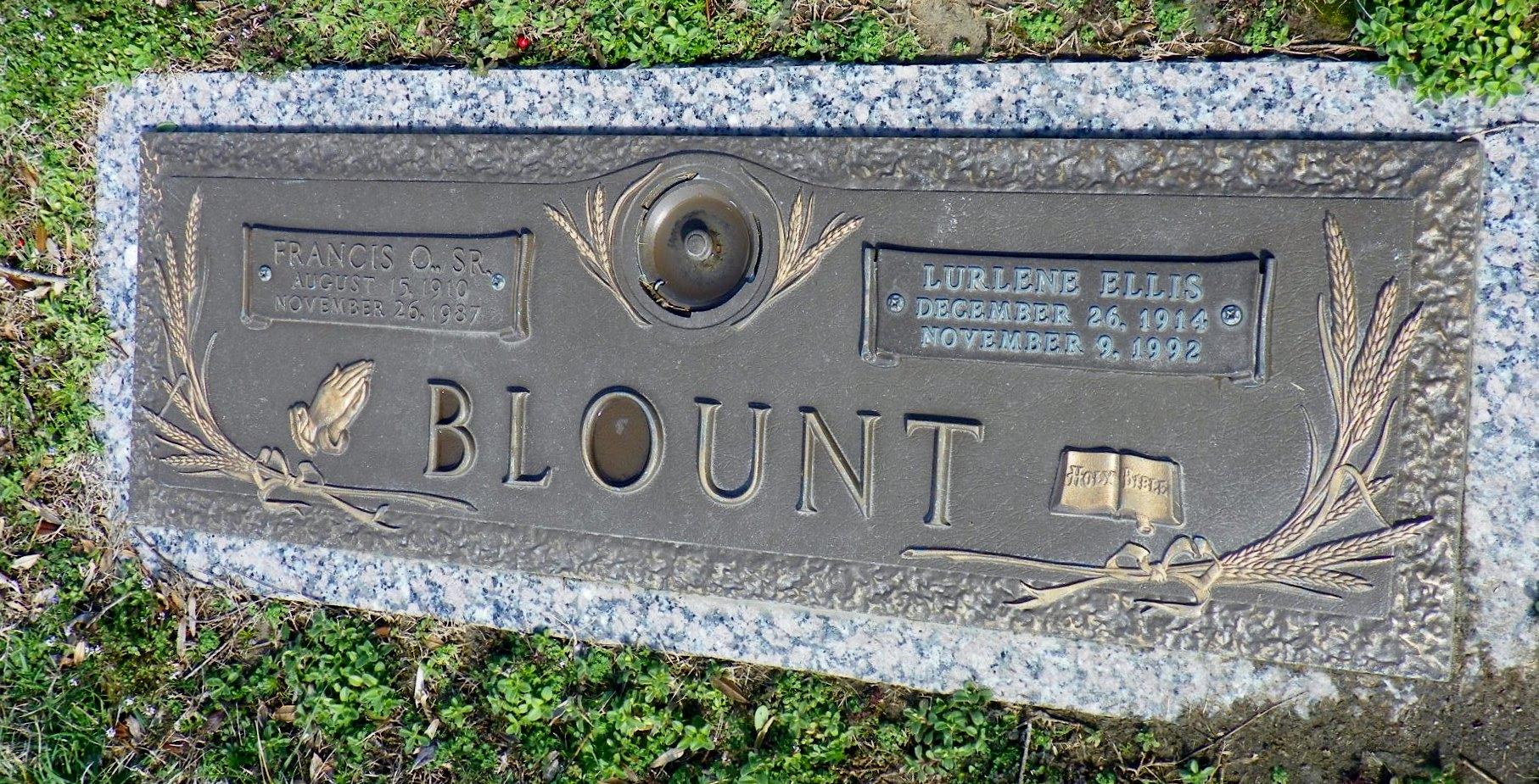Lurlean <i>Ellis</i> Blount