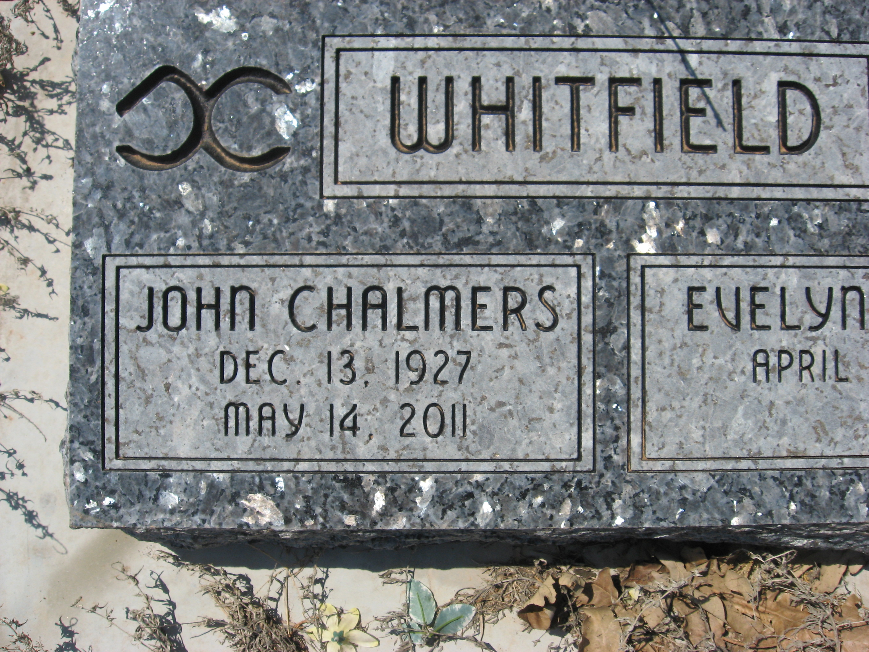 John Chalmers Whitfield