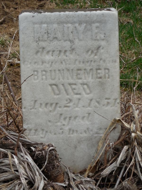Mary E Brunnemer