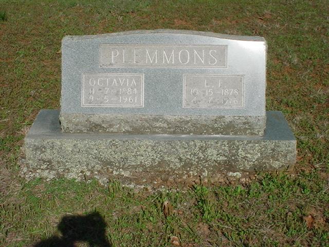 Octavia Plemmons