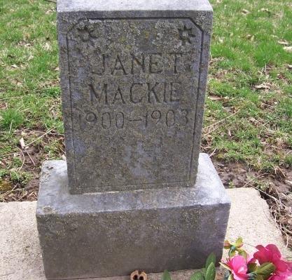 Janet Mackie