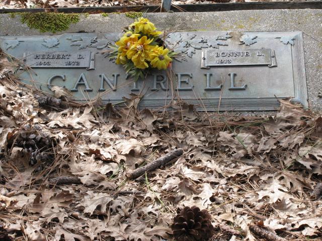 Herbert D. Hub Cantrell