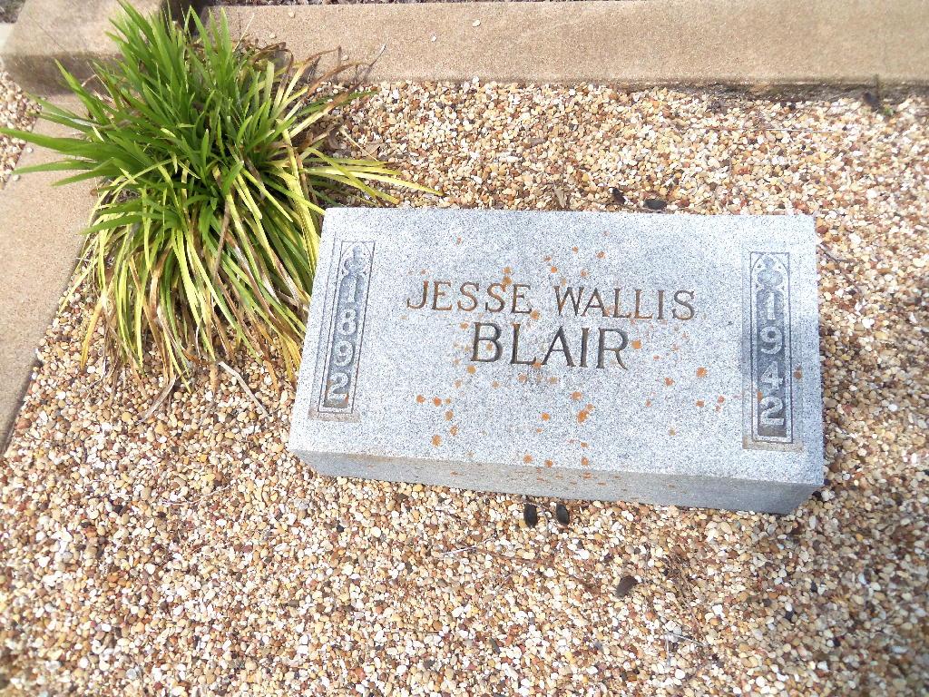 Jesse Wallis Blair
