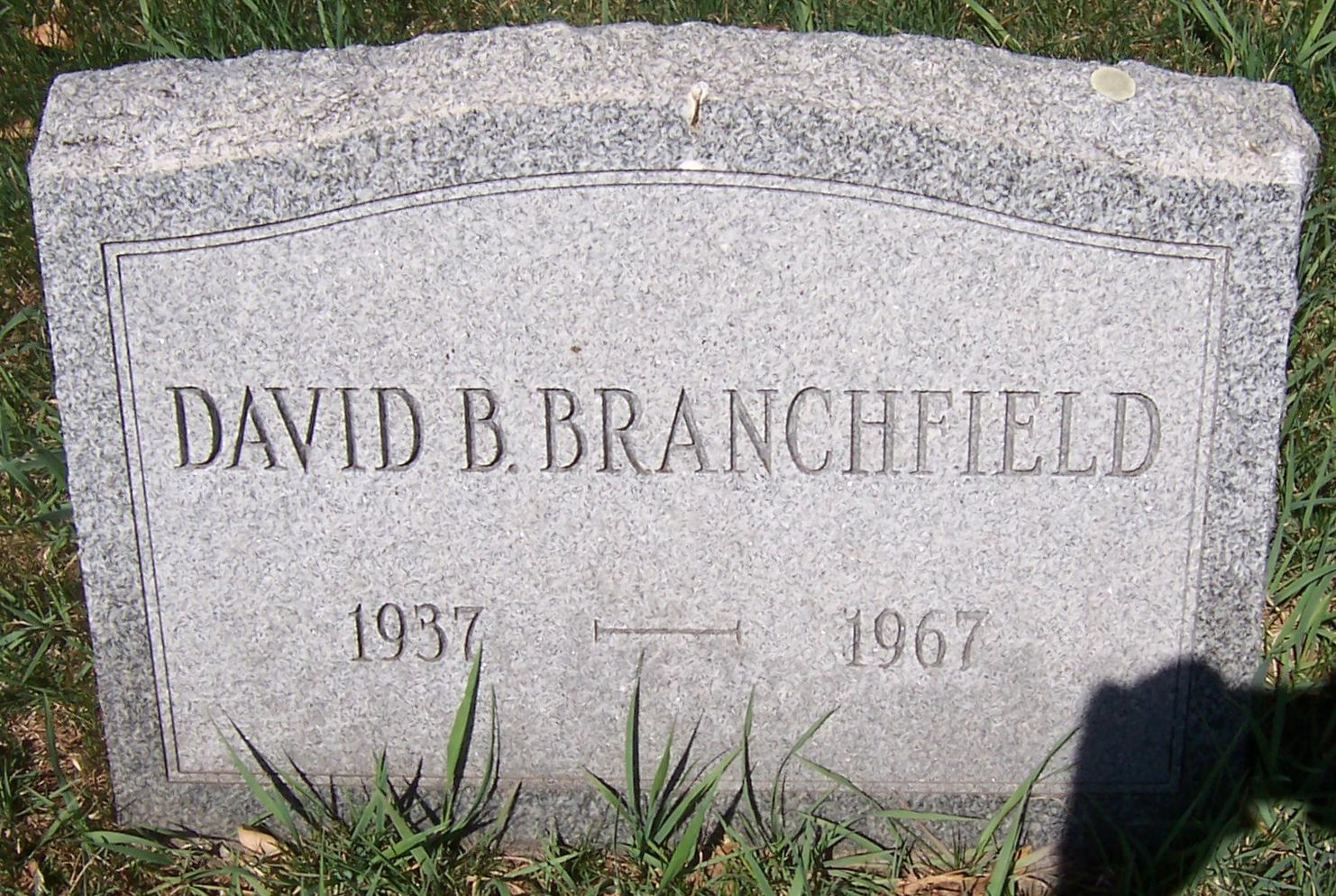 David Bennett Branchfield