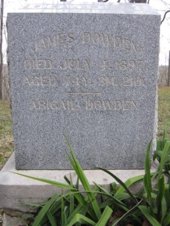 Abigail Dowden