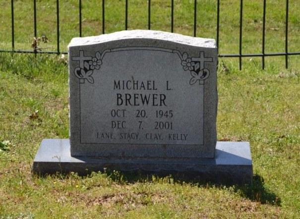 Michael Lane Brewer