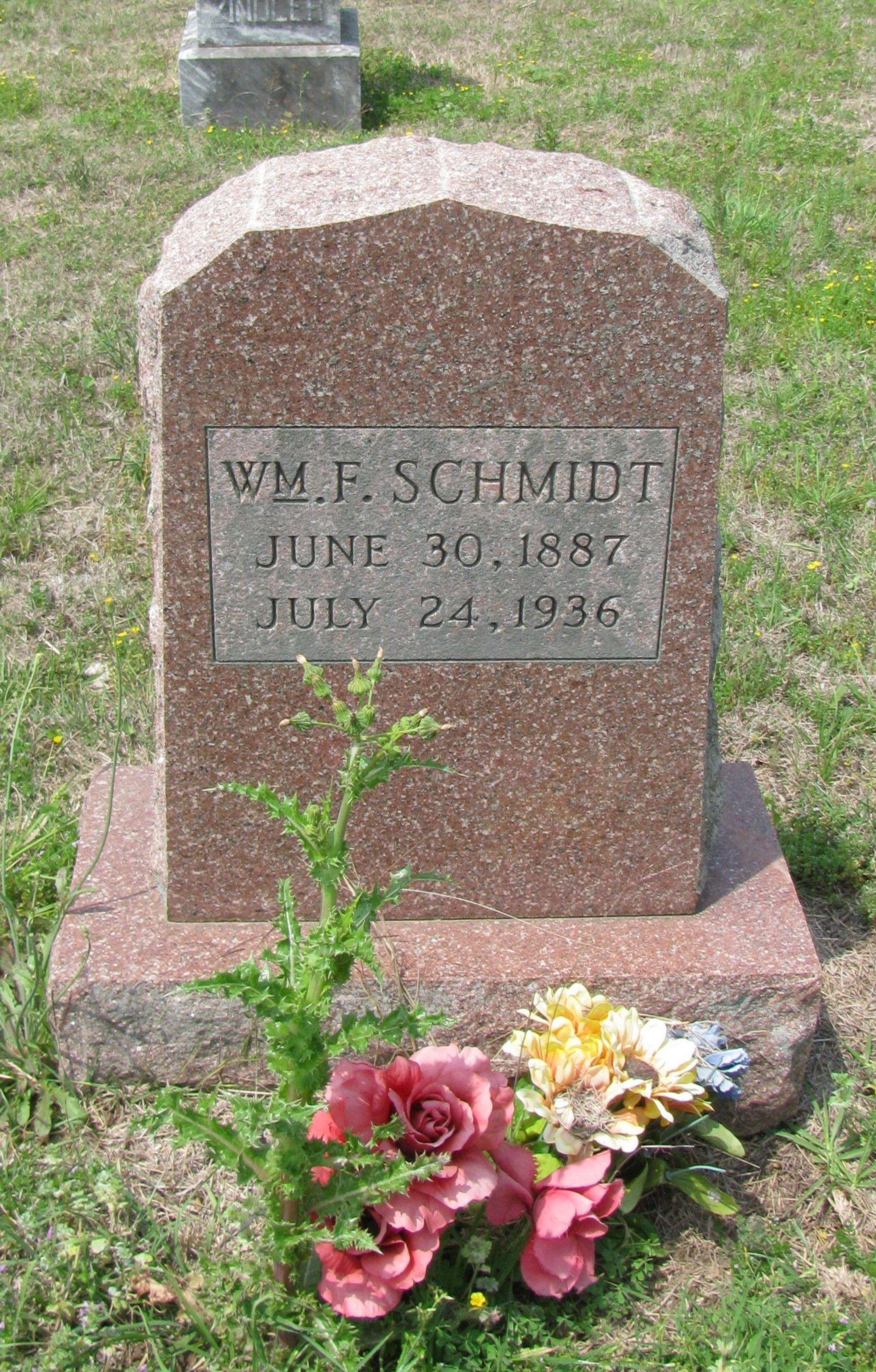 William F. Schmidt