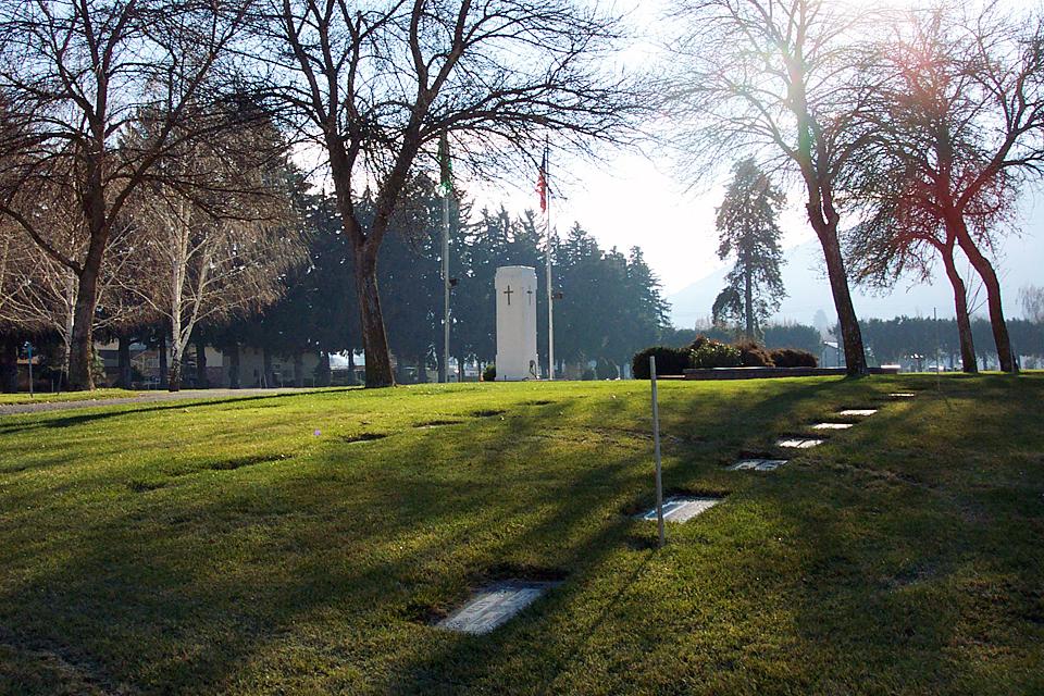 Cashmere Cemetery