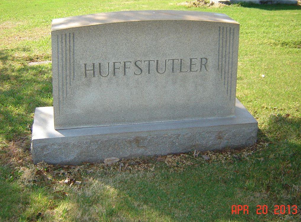 Hamilton Hezekiah Huffstutler
