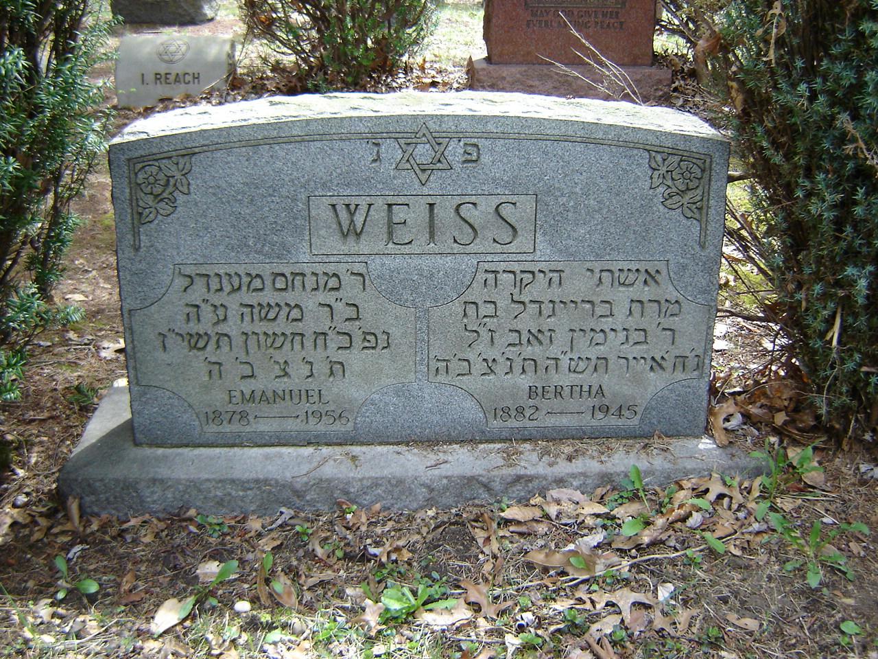 Emanuel Weiss
