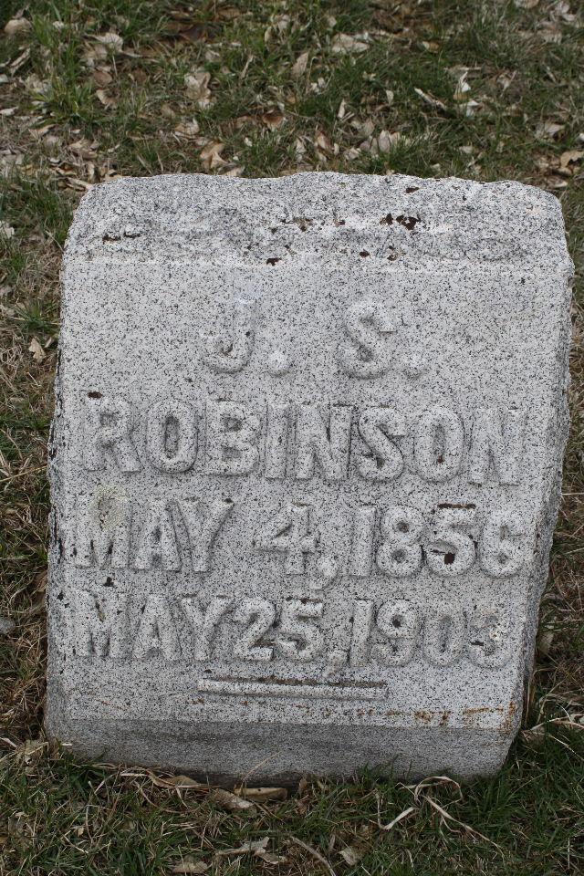 John Seaton Robinson