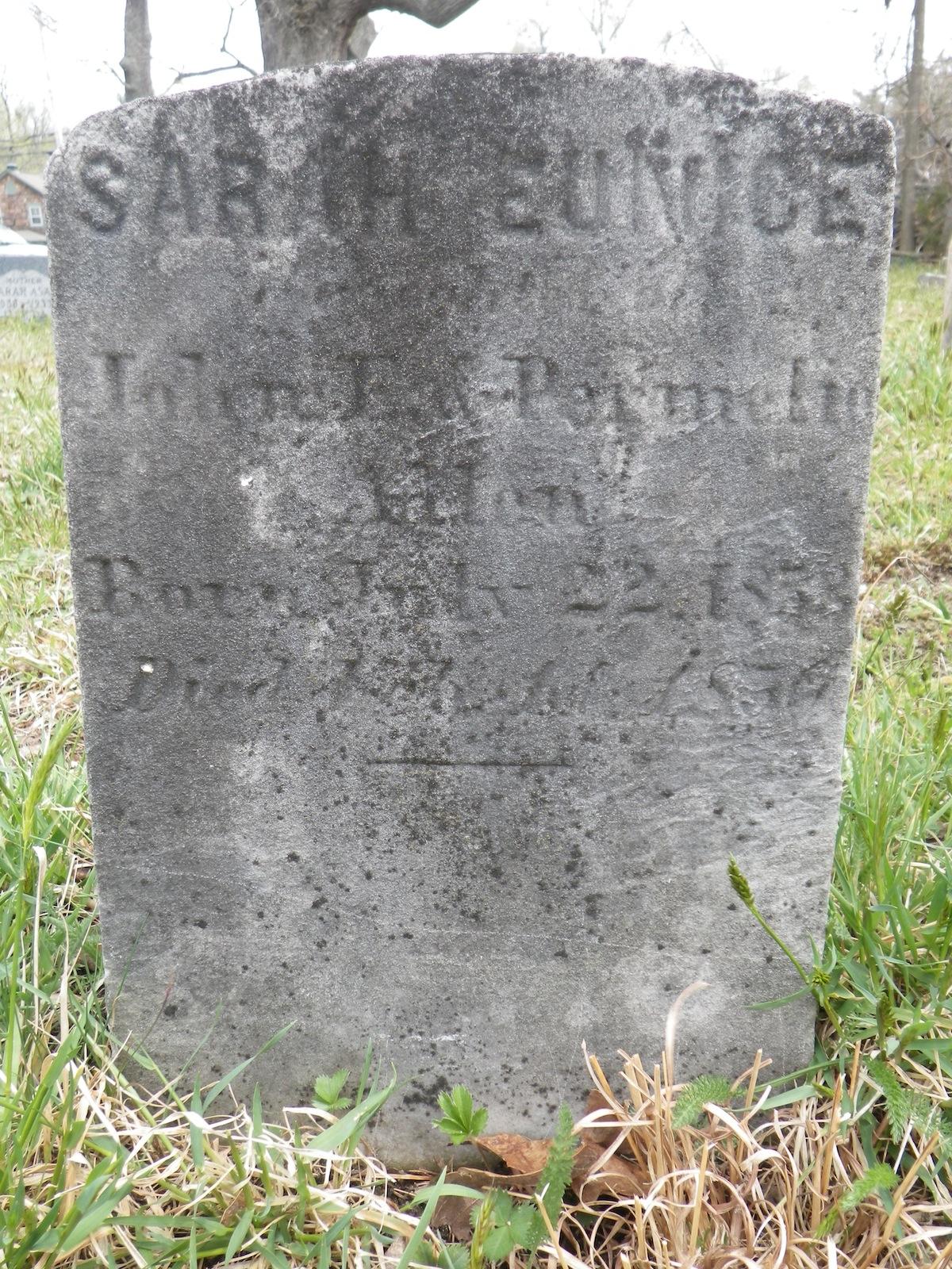 Sarah Eunice Allen