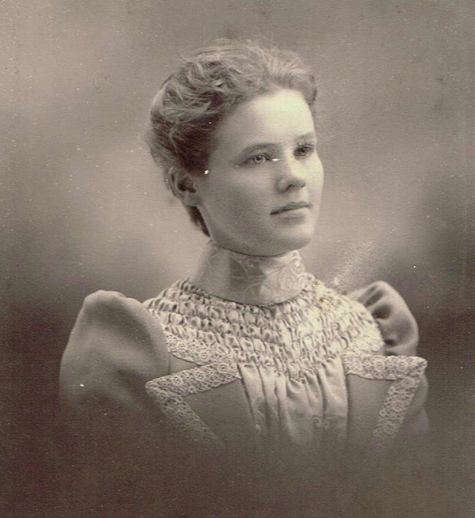 Margaret Mary <i>Neville</i> O'Connor