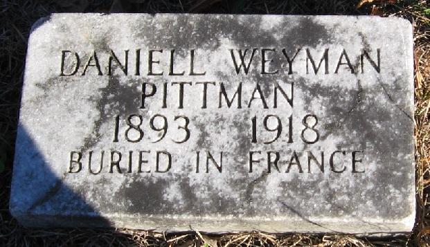 Daniel Weyman Pittman
