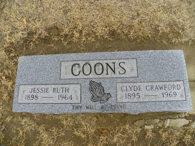 Clyde Crawford Coons