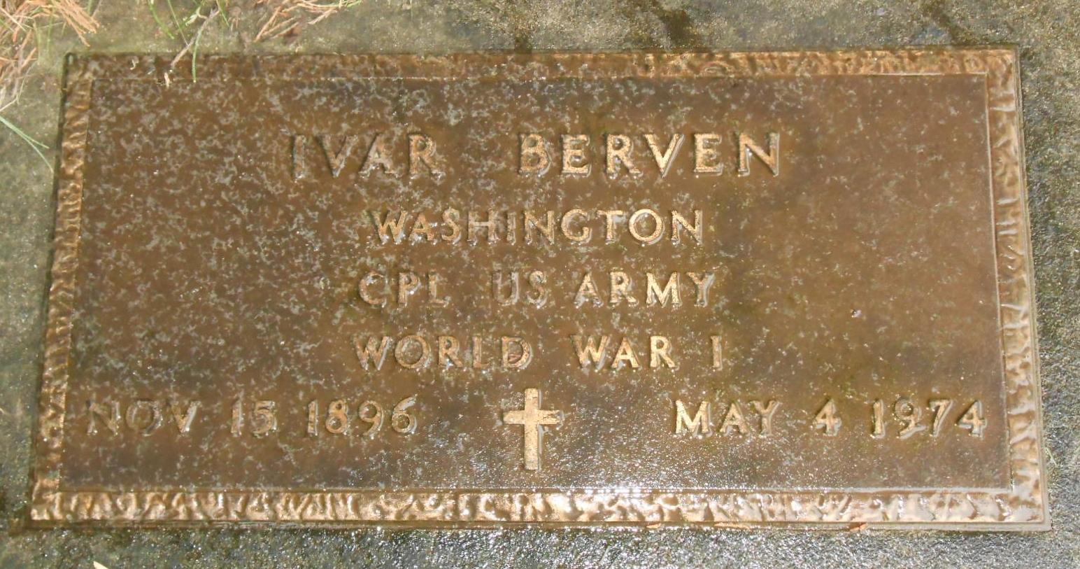 Ivar Berven