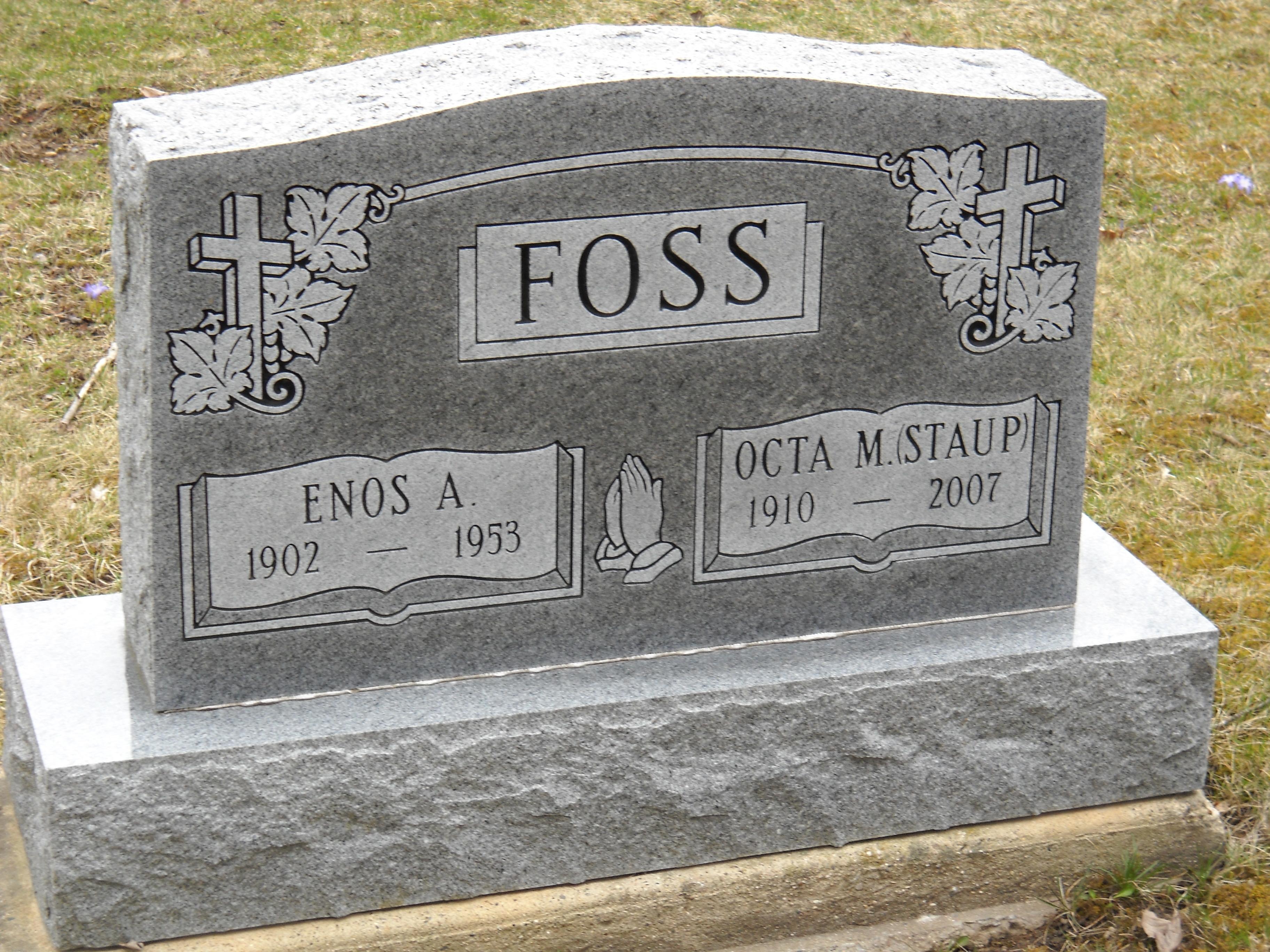Enos Aldrich Foss
