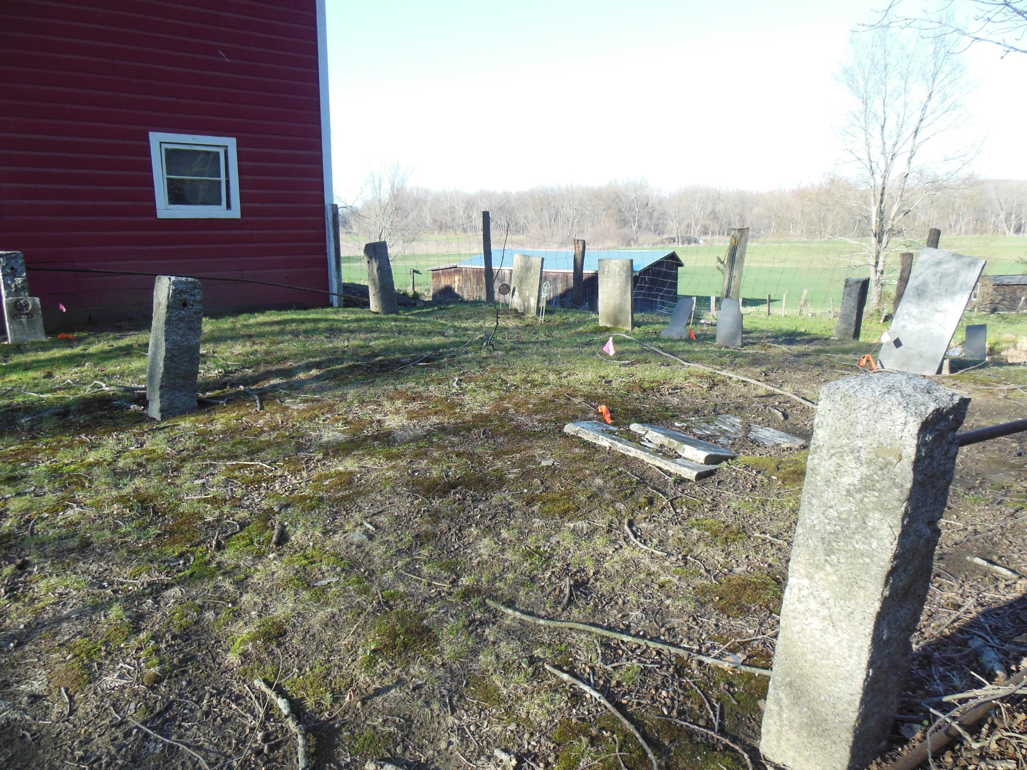Savage Farm Cemetery
