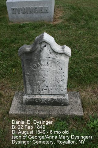 Daniel D. Dysinger