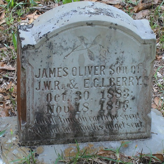 James Oliver Berry