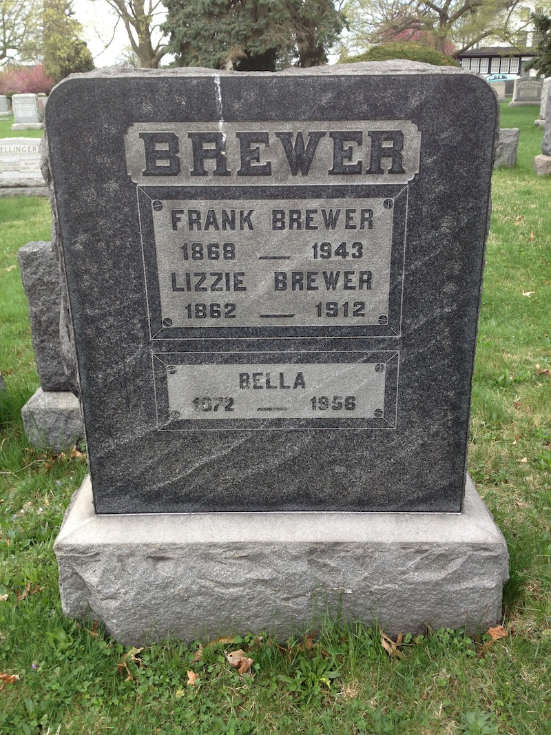 bella brewer (1872-1956) - find a grave memorial