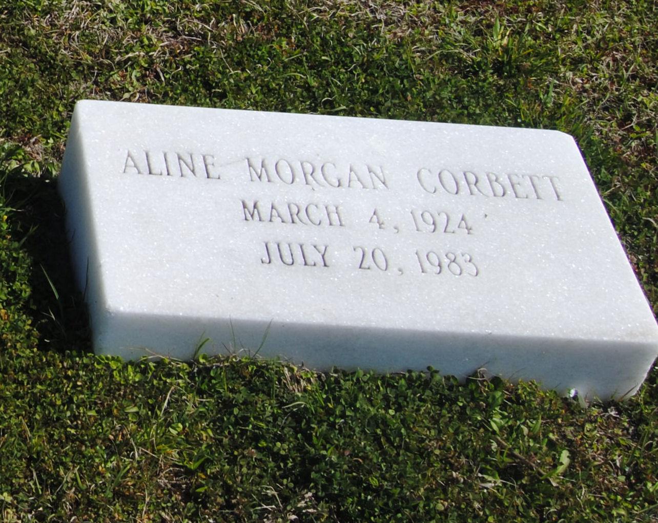 Aline Myran <i>Morgan</i> Corbett