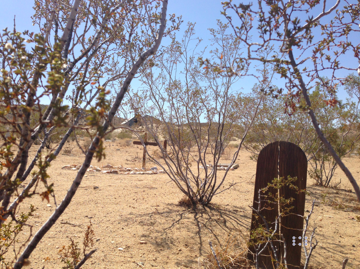 Rand District Cemetery