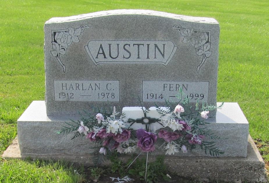 Fern <i>Billingsley</i> Austin