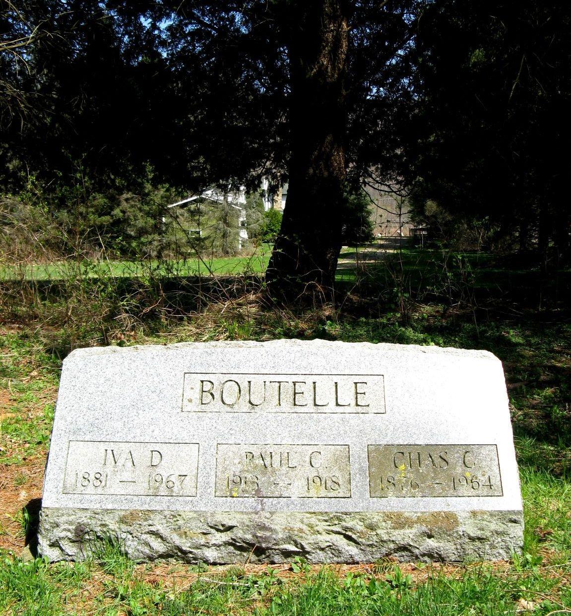 Paul C Boutelle