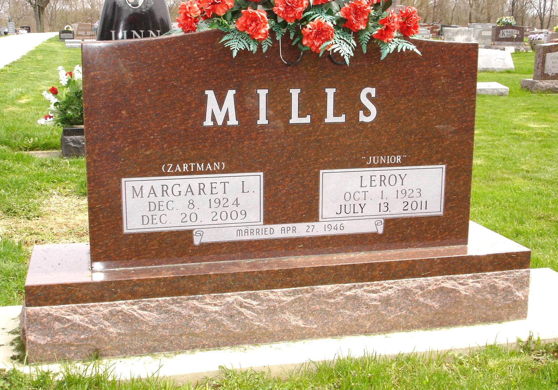 Leroy Mills, Jr