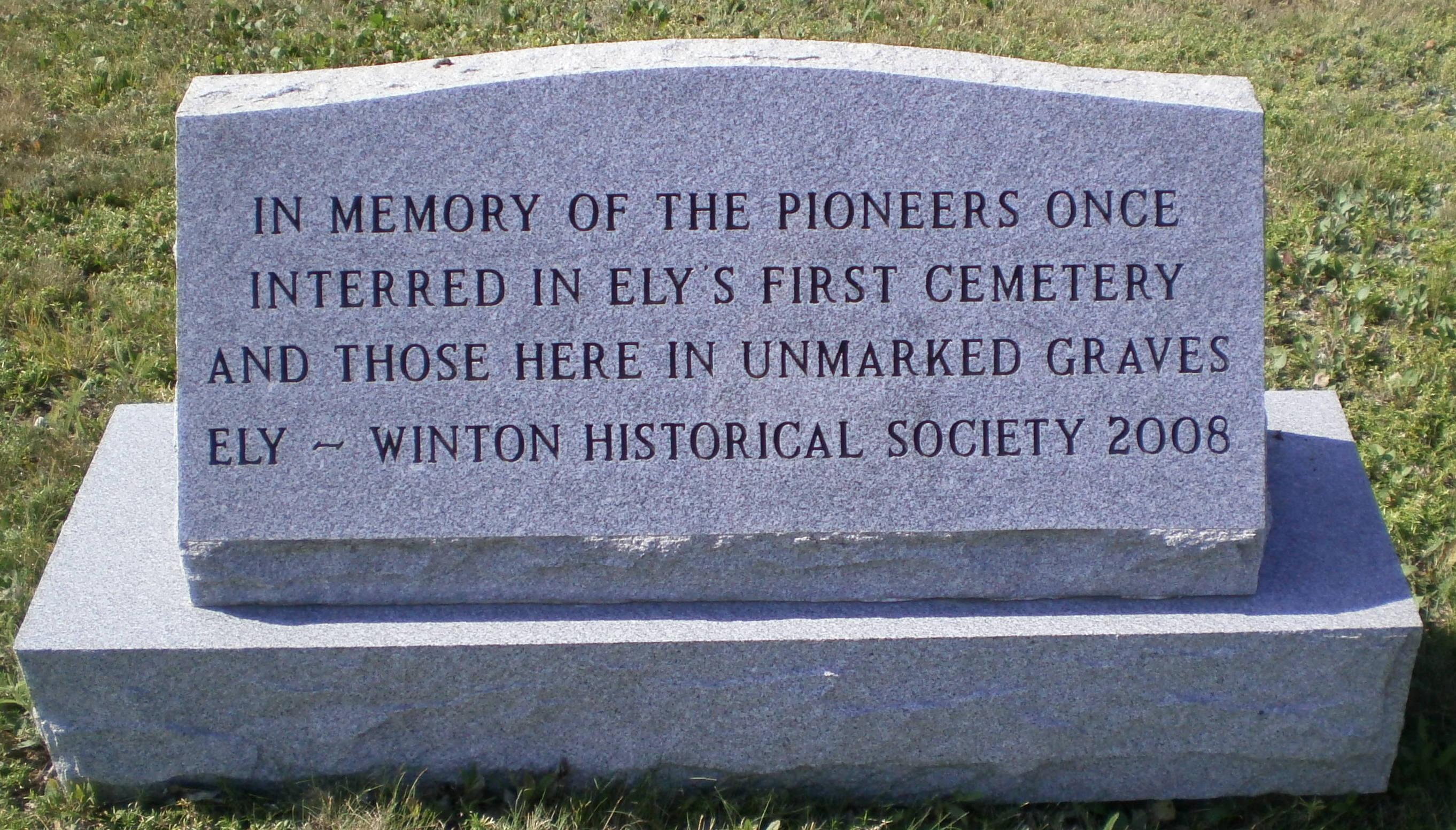 Ely Cemetery