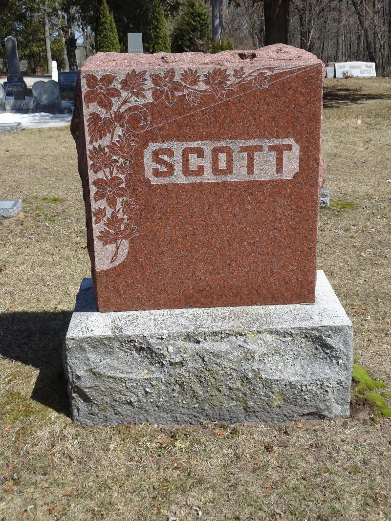 Effie M <i>Rupert</i> Scott